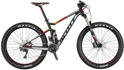 Scott Spark 730 Plus 27.5 Mountain Bike 2017 - Trail Full Suspension MTB