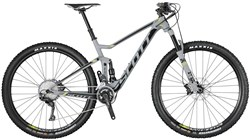 Scott Spark 740 27.5 Mountain Bike 2017 - Trail Full Suspension MTB