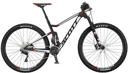Scott Spark 750 27.5 Mountain Bike 2017 - Trail Full Suspension MTB