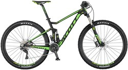 Scott Spark 760 27.5 Mountain Bike 2017 - Trail Full Suspension MTB
