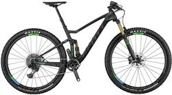 Scott Spark 900 Ultimate 29er Mountain Bike 2017 - Full Suspension MTB