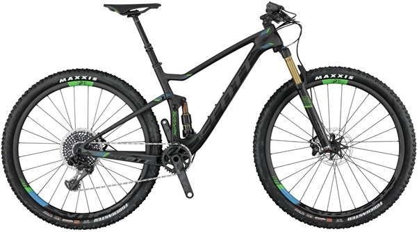 Image of Scott Spark 900 Ultimate 29er Mountain Bike 2017 - Full Suspension MTB