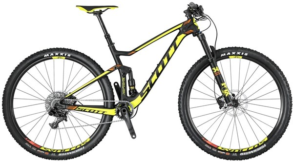 Image of Scott Spark 930 29er Mountain Bike 2017 - Full Suspension MTB