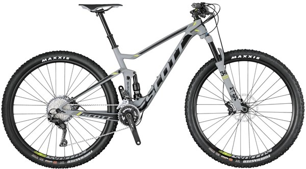 Image of Scott Spark 940 29er Mountain Bike 2017 - Full Suspension MTB