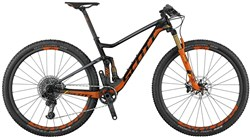 Product image for Scott Spark RC 700 SL 27.5 Mountain Bike 2017 - XC Full Suspension MTB