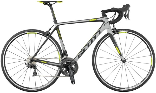 Image of Scott Addict 10 2017 - Road Bike