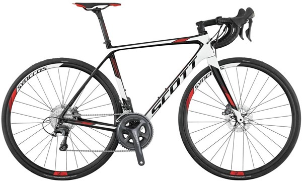Image of Scott Addict 20 Disc 2017 - Road Bike