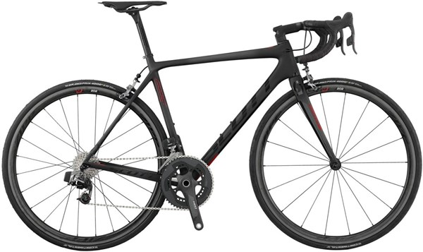 Image of Scott Addict SL 2017 - Road Bike