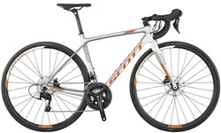 Scott Contessa Solace 25 Disc Womens 2017 - Road Bike