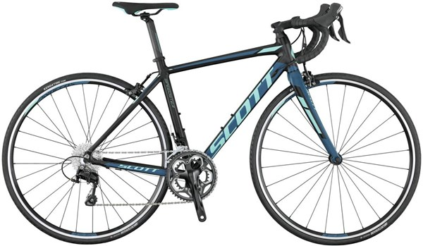 Image of Scott Contessa Speedster 15 Womens 2017 - Road Bike