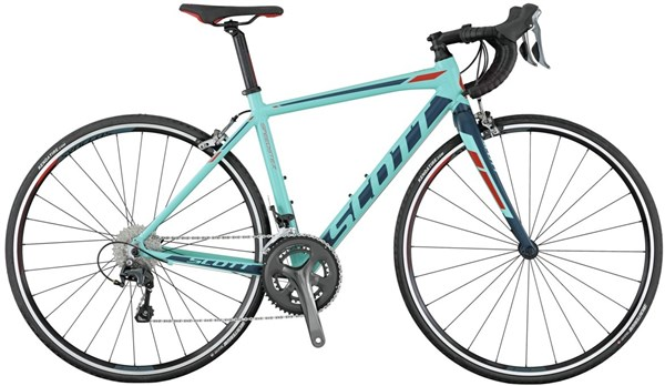 Image of Scott Contessa Speedster 25 Womens 2017 - Road Bike
