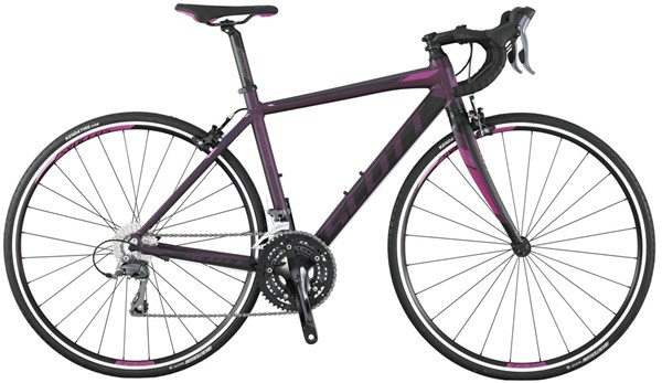 Image of Scott Contessa Speedster 45 Womens 2017 - Road Bike
