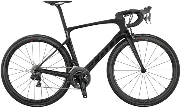 Image of Scott Foil Premium 2017 - Road Bike