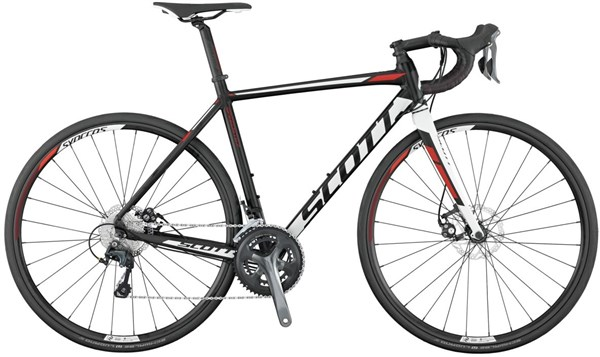 Image of Scott Speedster 20 Disc 2017 - Road Bike