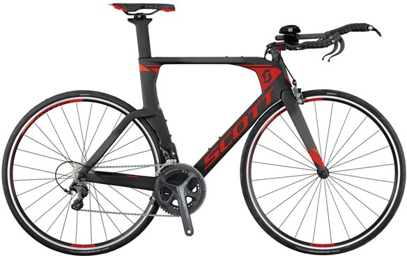 Image of Scott Plasma 10 2017 - Triathlon Bike