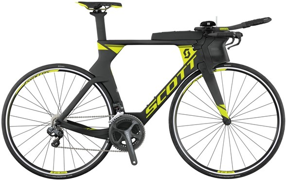 Image of Scott Plasma RC 2017 - Triathlon Bike