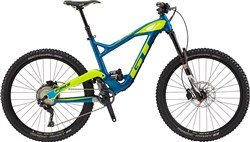 GT Force Carbon Expert Mountain Bike 2017 - Full Suspension MTB