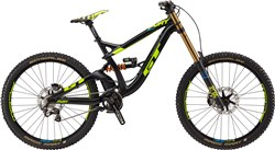 "GT Fury Team 27.5"" Mountain Bike 2017 - Full Suspension MTB"