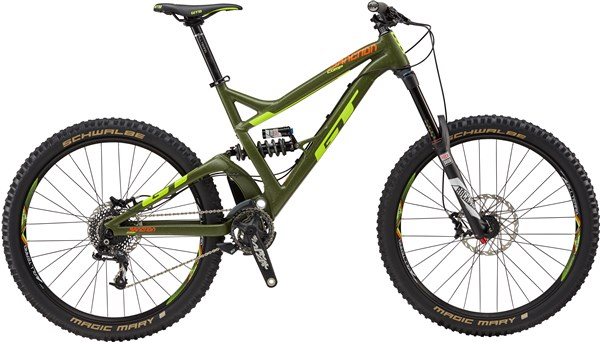 "Image of GT Sanction Comp 27.5"" Mountain Bike 2017 - Full Suspension MTB"