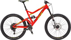 "GT Sanction Expert 27.5"" Mountain Bike 2017 - Full Suspension MTB"