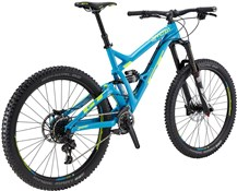 "GT Sanction Pro 27.5"" Mountain Bike 2017 - Full Suspension MTB"
