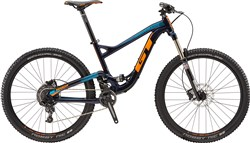 GT Sensor Elite Mountain Bike 2017 - Full Suspension MTB