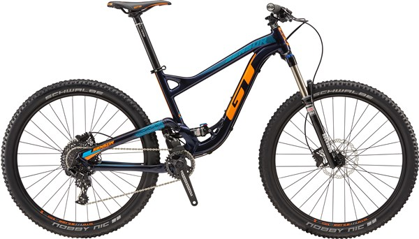 Image of GT Sensor Elite Mountain Bike 2017 - Full Suspension MTB