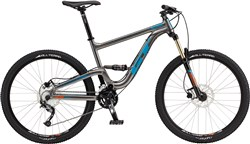 GT Verb Comp Mountain Bike 2017 - Full Suspension MTB