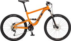 GT Verb Elite Mountain Bike 2017 - Full Suspension MTB