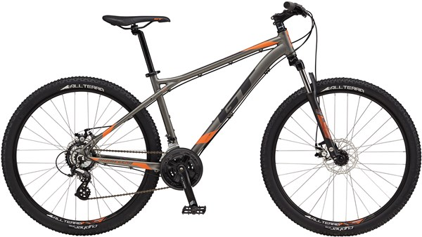 "Image of GT Aggressor Comp 27.5"" Mountain Bike 2017 - Hardtail MTB"