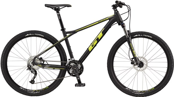 Gt Avalanche Sport 27 5 Mountain Bike 2017 Hardtail Mtb At
