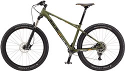 "GT Pantera Elite 27.5"" Mountain Bike 2017 - Hardtail MTB"