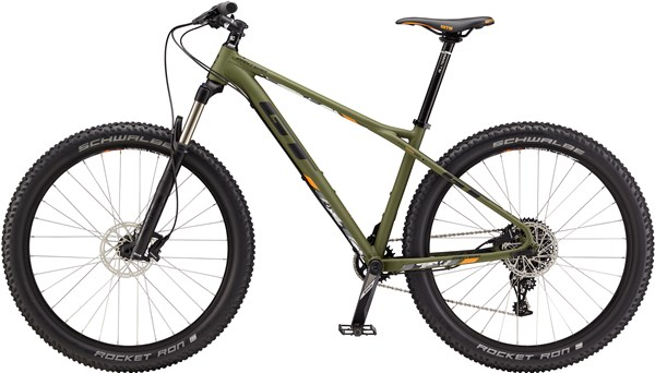 "Image of GT Pantera Elite 27.5"" Mountain Bike 2017 - Hardtail MTB"
