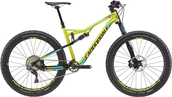 "Cannondale Bad Habit Carbon 1 27.5""  Mountain Bike 2017 - Trail Full Suspension MTB"