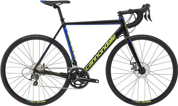 Image of Cannondale CAAD Optimo Disc Tiagra 2017 - Road Bike