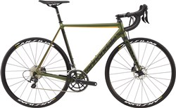 Cannondale CAAD12 Disc Ultegra 2017 - Road Bike