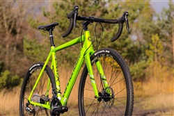 Cannondale CAADX Tiagra 2017 - Cyclocross Bike
