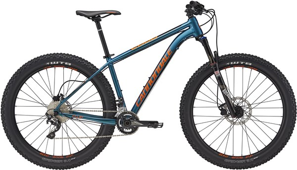 "Cannondale Cujo 2 27.5""+ Mountain Bike 2018 - Hardtail MTB"
