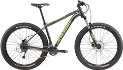 "Cannondale Cujo 3 27.5""+ Mountain Bike 2017 - Hardtail MTB"