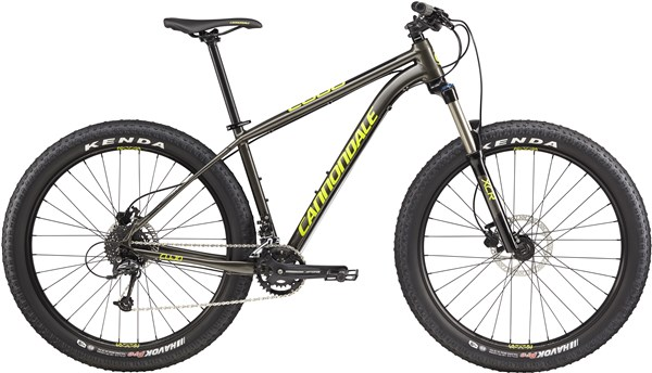 "Image of Cannondale Cujo 3 27.5""+ Mountain Bike 2017 - Hardtail MTB"