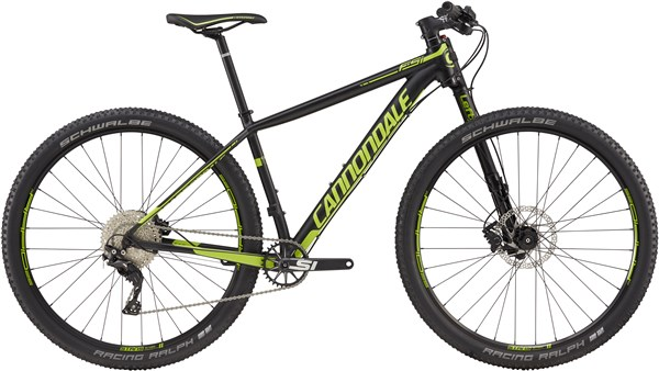 Image of Cannondale F-Si 1 Mountain Bike 2017 - Hardtail MTB