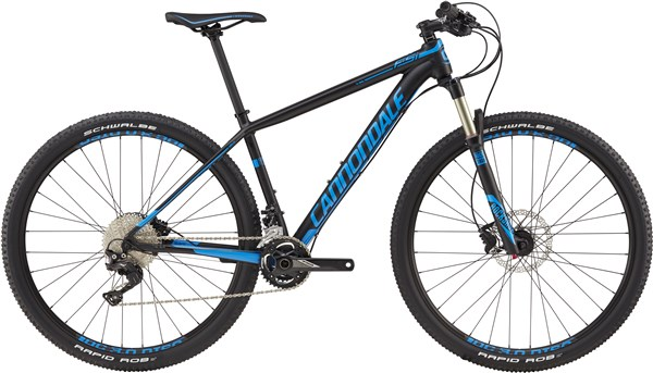 Image of Cannondale F-Si 3 Mountain Bike 2017 - Hardtail MTB