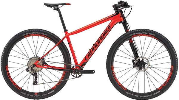 Image of Cannondale F-Si Carbon 1 Mountain Bike 2017 - Hardtail MTB