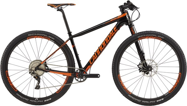 Image of Cannondale F-Si Carbon 2 Mountain Bike 2017 - Hardtail MTB