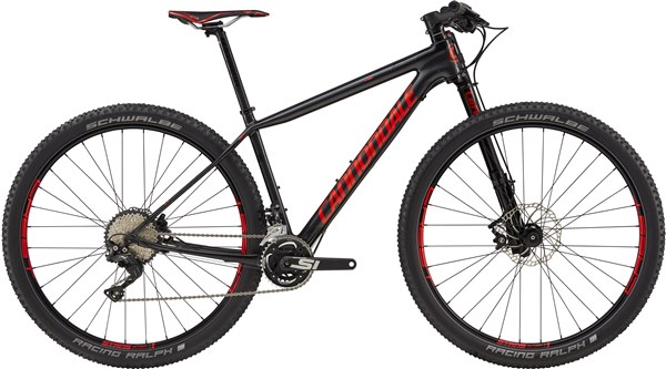 Image of Cannondale F-Si Carbon 3 Mountain Bike 2017 - Hardtail MTB