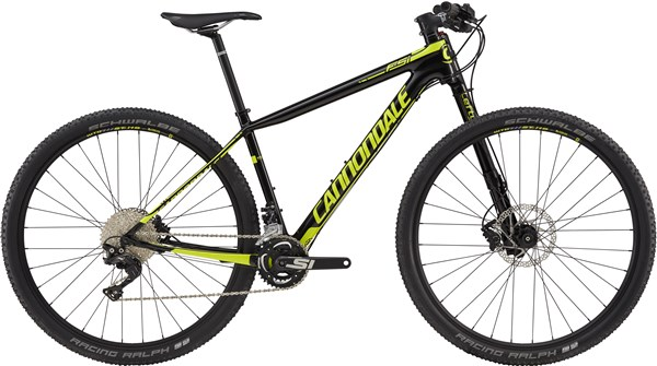 Image of Cannondale F-Si Carbon 4 Mountain Bike 2017 - Hardtail MTB
