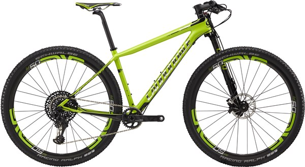 Image of Cannondale F-Si Carbon Team Mountain Bike 2017 - Hardtail MTB