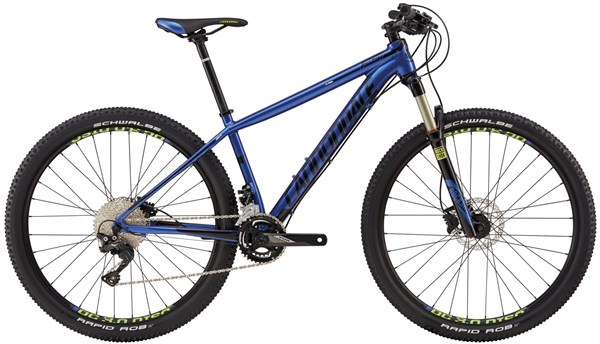 "Image of Cannondale F-Si Womens 1 27.5""  Mountain Bike 2017 - Hardtail MTB"