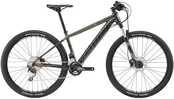 "Image of Cannondale F-Si Womens 2 27.5""  Mountain Bike 2017 - Hardtail MTB"