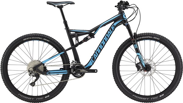 "Cannondale Habit 4 27.5""  Mountain Bike 2017 - Trail Full Suspension MTB"